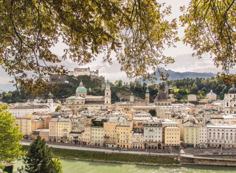 Ausflugsziele Salzburger Land, Altstadt von Salzburg