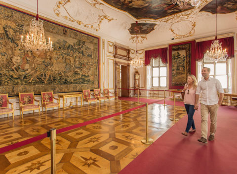 Ausflugsziele im Salzburger Land, Domquartier Museum Salzburg