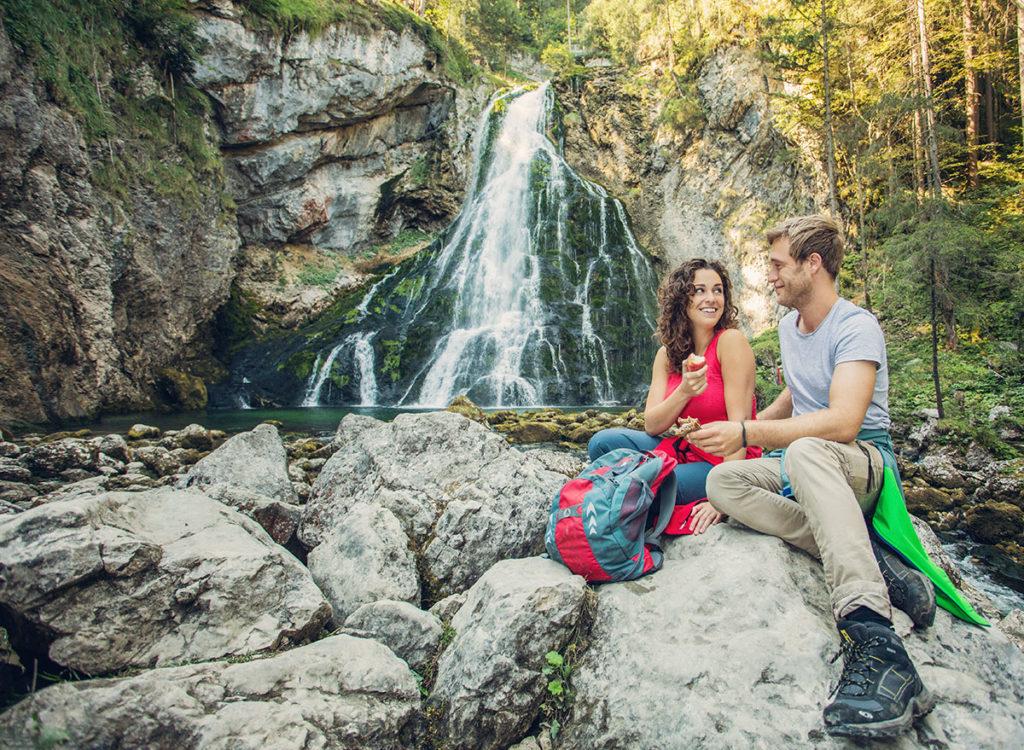 Ausflugsziele im Salzburger Land, Gollinger Wasserfall
