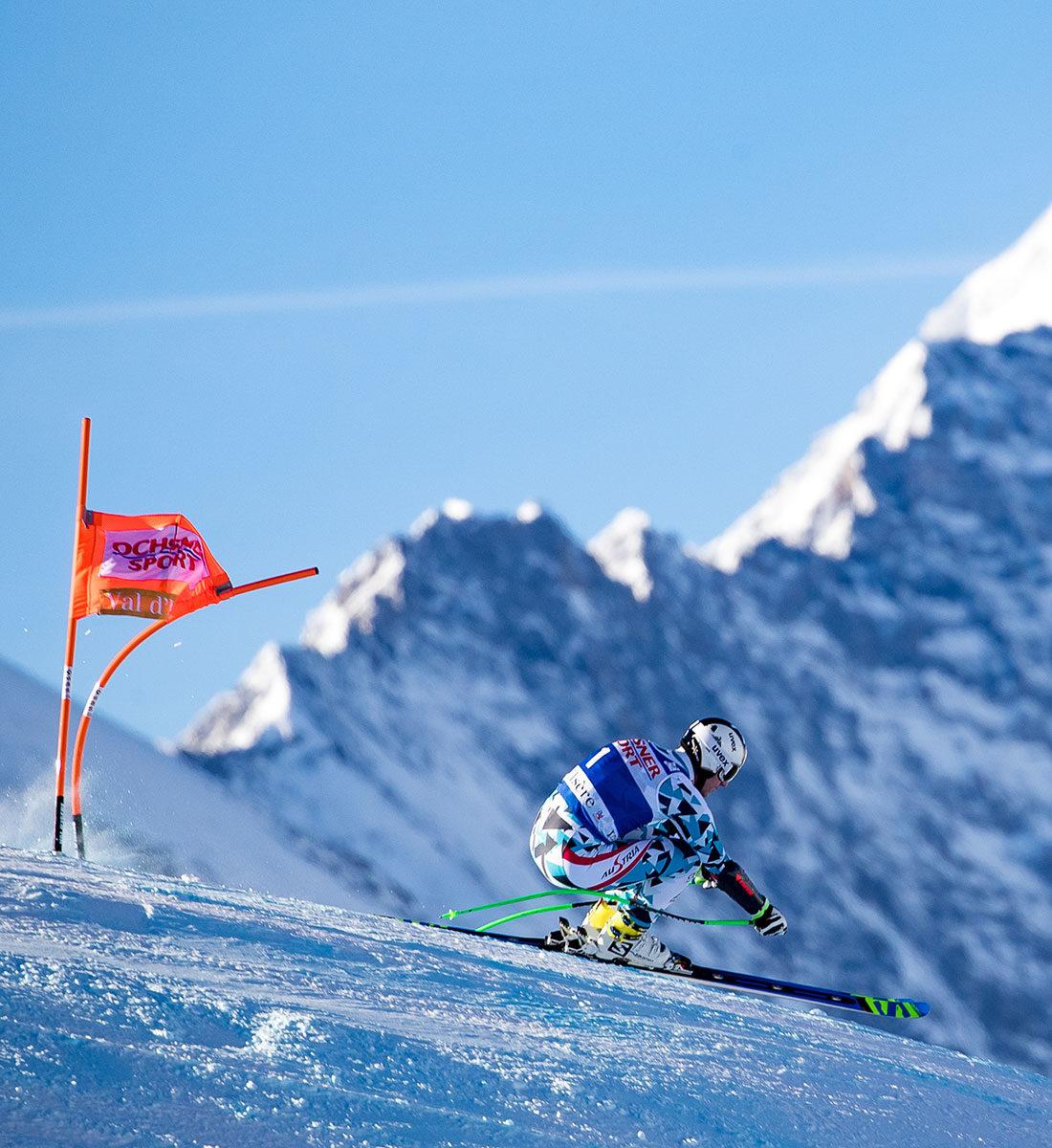 Hannes Reichelt, Val d' Isere, Erich Spiess
