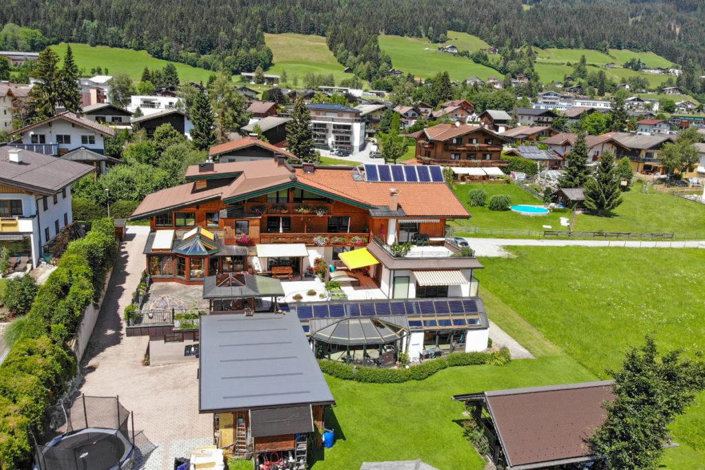 Sommerurlaub im Haus Reichelt in Radstadt