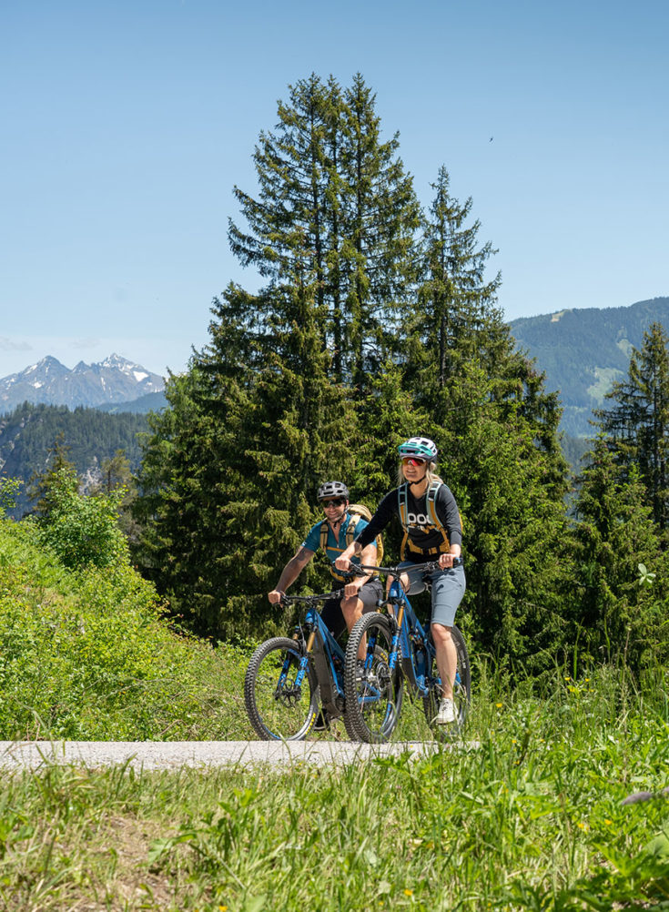 Mountainbiken - Sommerurlaub in Radstadt, Salzburger Land
