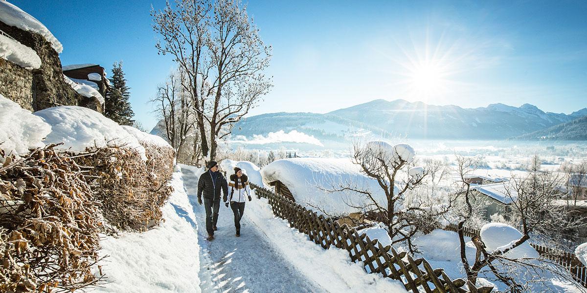 Winterwandern - Skiurlaub in Radstadt, Ski amadé